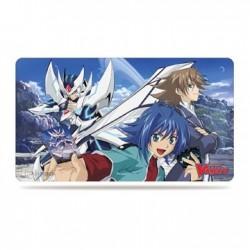 Blaster Blade, Aichi vs Kai PlayMat Cardfight!! Vanguard