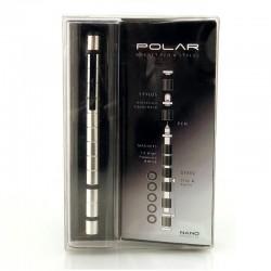 Polar Magnet Pen & Stylus - Silver Edition