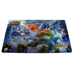 WoW Heroes of Azeroth PlayMat