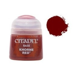 21-04 Citadel Base: Khorne Red