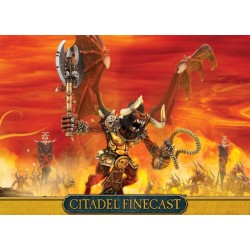 DO CHAOS DAEMONS BLOODTHIRSTER - FINECAST 97-40