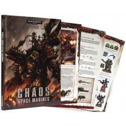 43-01-60 CODEX: CHAOS SPACE MARINES (ENGLISH)