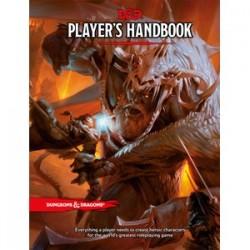 D&D 5th Edition Dungeon Players Handbook