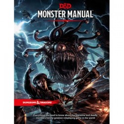 D&D 5th Edition Dungeon Monster Manual