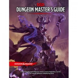 D&D 5th Edition Dungeon Masters Guide