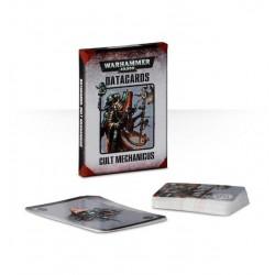 Warhammer 40,000 Datacards: Cult Mechanicus