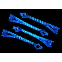 6652 E7 LED LENS, BLUE (4)