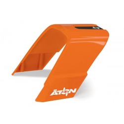 Canopy, roll hoop, orange, Aton