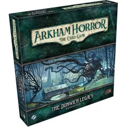 Pre-order Arkham Horror LCG: The Dunwich Legacy (Ships January)