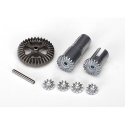 Gear set, differential, Metal