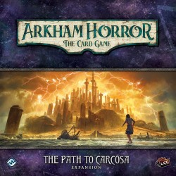 Path to Carcaosa: Arkham Horror LCG Exp