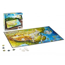 4D Cityscape NG Imperial China Puzzle (600+pcs)