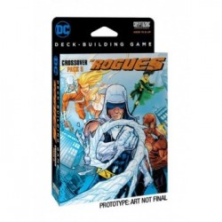 DC Comics Deck-Building Game - Crossover Pack 5: The Rogues