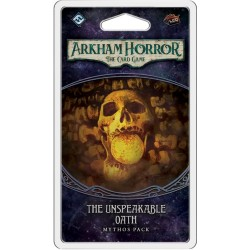 Arkham Horror LCG: The Unspeakable Oath Mythos