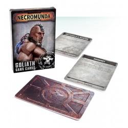Necromunda: Goliath Gang Cards