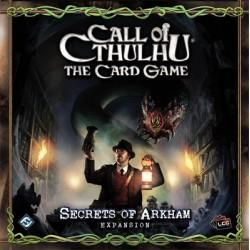 CoC LCG: Secrets of Arkham Expansion
