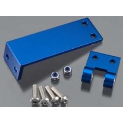 Rudder mount/ rudder pivot/ 4x14mm BCS (stainless) (4)
