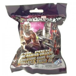 Marvel HeroClix: Movie Guardians of the Galaxy Booster