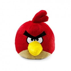 Angry Bird Red with Sounds - 30cm