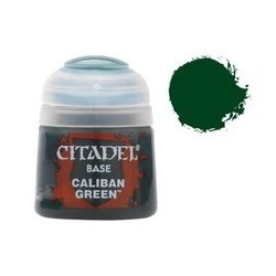 21-12 Citadel Base: Caliban Green