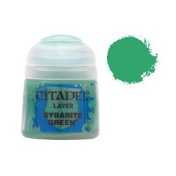 22-22 Citadel Layer: Sybarite Green