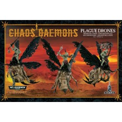97-21 CHAOS DAEMONS PLAGUE DRONES OF NURGLE