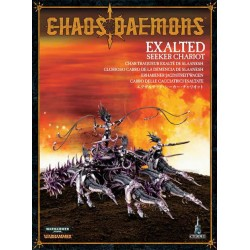 DO EXALTED SEEKER CHARIOT OF SLAANESH 97-19