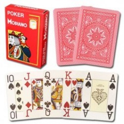 POKER PL 4 JUMBO RED