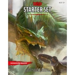 D&D Fantasy Roleplaying Game Starter Set 2014