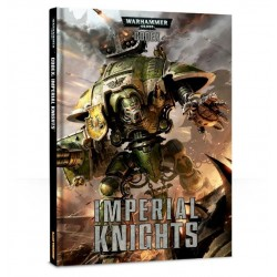 54-01 CODEX: IMPERIAL KNIGHTS (ENGLISH)