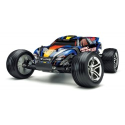44094-1 Nitro Rustler: 1/10-Scale Nitro-Powered 2WD Stadium Truck