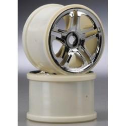 """5172R Wheels, SS (split spoke) 3.8"""""""