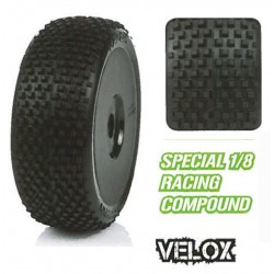 6405 Velox M3 Soft Racing Tires