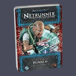 Cyber War Runner Draft Pack POD - Netrunner LCG