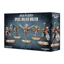 53-16 Space Wolves Wulfen