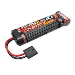 2923X Bateria, Power Cell, 3000mAh (NiMH, 7-C flat, 8.4V) ID