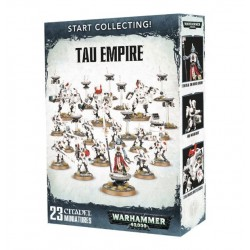 70-56 START COLLECTING TAU EMPIRE