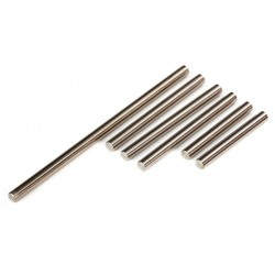 Suspension pin set, front or rear corner