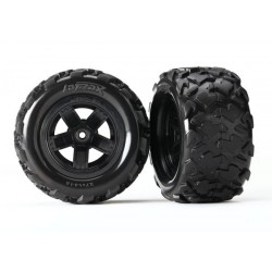 7672 Teton Tires & wheels, assembled2)