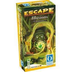 Escape: Illusions exp. 1
