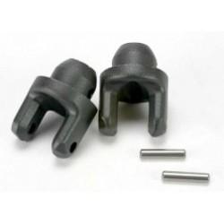 Yokes, stub axle (2)/ pins (2)