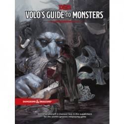 D&D 5th Edition Monster Manual 2014