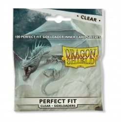 Dragon Shield Perfect Fit Sideloaders Clear