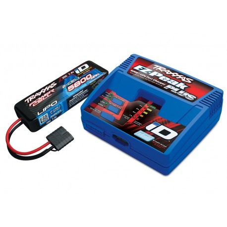 Battery Charger - Pack EZ-Peak Plus Lipo 5800mAh