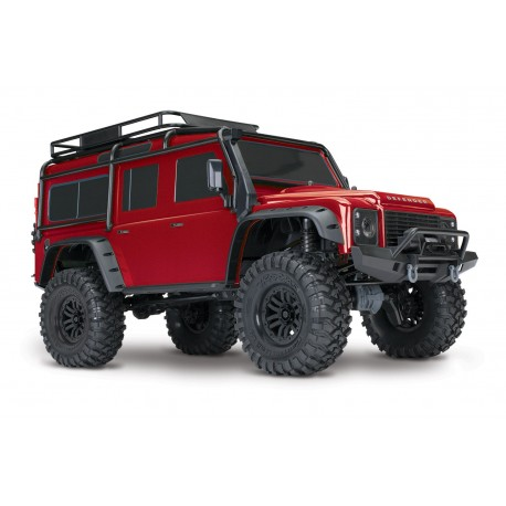 TRX4 Scale & Trail Defender Crawler