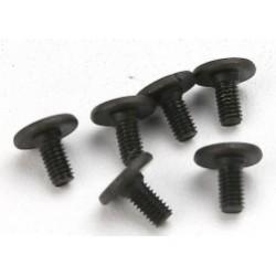 3932 Screws, 3x6mm flat-head machine