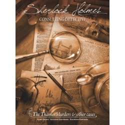 Thames Murders and Other Cases: Sherlock Holmes
