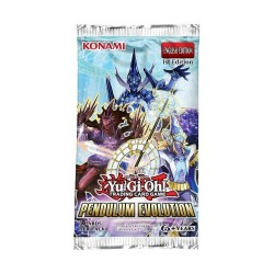 YGO PENDULUM EVOLUTION BOOSTERS