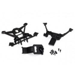 Body mounts, front & rear/3x15mm BCS (1)