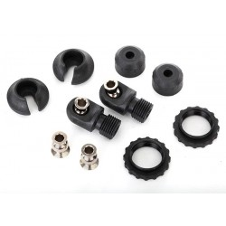 Caps & spring retainers, GTS shocks (TRX-4)